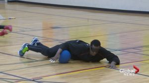For Aron Ghebreyohannes goalball is more than just a sport