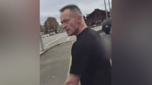 Racist tirade over parking spot in Abbotsford caught on video