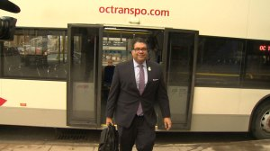 Canadian mayors arrive in Ottawa for meeting