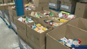 Edmonton Food Bank dealing with record demand