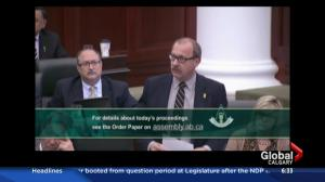 Ric McIver kicked out of legislature