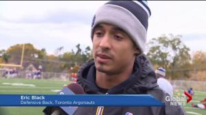 Argos' Eric Black gives back by coaching his former high school team