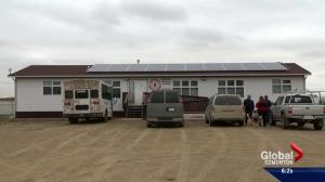 Louis Bull Tribe in Alberta goes solar