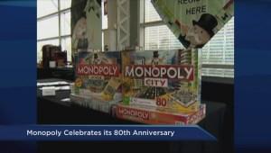 Monopoly celebrates its 80th anniversary