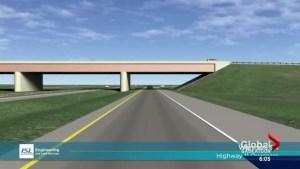 Couple of Saskatoon's bedroom communities will be getting new interchanges