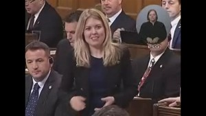 December 2011: Rempel and Leslie spar on the environment