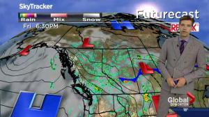 Edmonton Weather Forecast: June 24