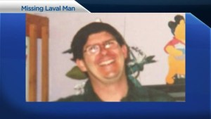 Laval police search for missing man