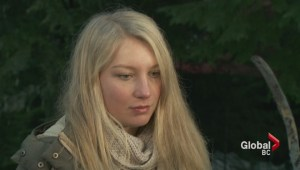 Norwegian snowboarder tells story of survival