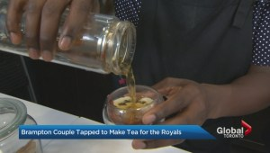 Ontario couple tapped to make tea for the royals