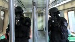 RAW: Security forces simulate hostage situation as part of Olympic Games preparations