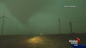 Knowing when funnel clouds pose a risk