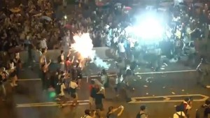 No end in sight for Hong Kong protests