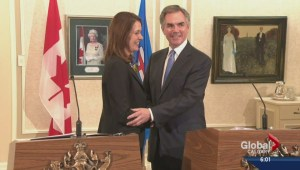 Seismic shift in Alberta politics