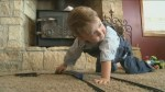 4-year-old Kansas boy's wish for a train comes true