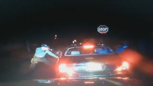Dash cam captures fatal shooting by Bridgeton Police in New Jersey  (WARNING: Graphic Video)