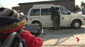 NDG family get stolen van back