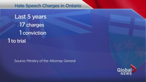 Canadian investigated in Germany for hate speech.