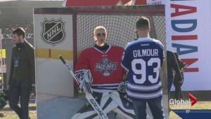 NHL Season Kickoff at Fort Calgary