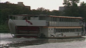 Focus Manitoba: The sinking tourism on Winnipeg's rivers