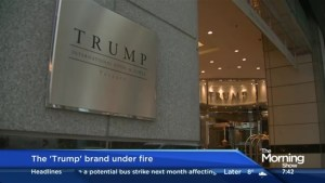 Why new Trump hotels won't use the Trump name