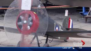 Alberta Aviation Museum holds weekend sale