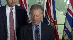 'The expanded Kinder Morgan Pipeline is not in B.C.'s best interest': NDP government