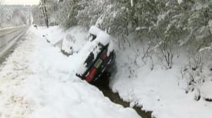 Southern U.S. still cleaning up after powerful snowstorm