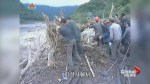 Flooding caused by Typhoon Lionrock leaves more than 130 dead in North Korea