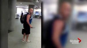 Man accused in Skytrain attack makes court appearance