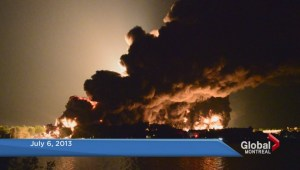 Lac-Megantic one year later
