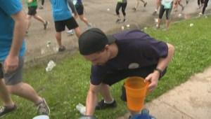 Better Winnipeg: Manitoba Marathon runs a super green race in recycling