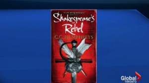 Book: Shakespeare's Rebel