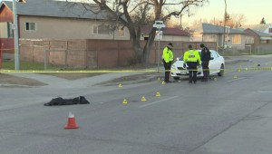 Pedestrian in critical condition after Monday night crash