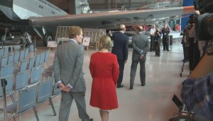 Prince Edward and wife Sophie spend afternoon in Winnipeg