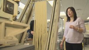 Building a better noodle