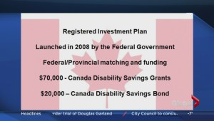 Changes to the Registered Disability Savings Plan