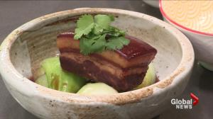 Chinese New Year: Red-braised pork belly with Torafuko