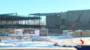 Pair of new Edmonton schools facing major construction delays