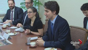 PM Trudeau tries to rebuild trade relationship with Japan