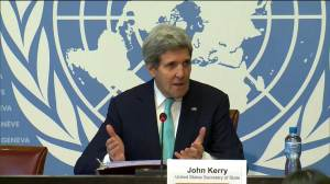 Kerry warns against revealing details of Iran nuclear talks