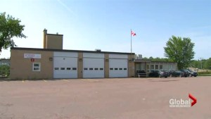 Moncton issues tender for St. George's Fire Station upgrades