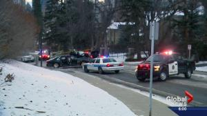 Targeted shooting and suspicious fire in Calgary could be connected