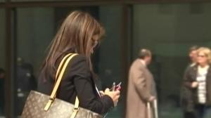 High level of support by Canadians for distracted walking legislation