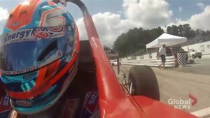 Breaking Barriers: Setting the example with racing with autism
