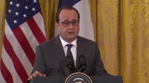 Turkey providing all info to NATO, must prevent escalation: Hollande