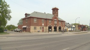 Former fire hall and police station holds treasure trove of history
