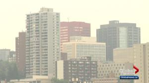 Edmonton air quality expected to worsen