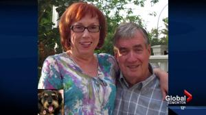 Sentencing delayed for man who struck and killed Edmonton couple