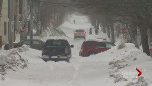 Maritimes hit with a major snowstorm in the middle of March